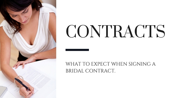 Sign on the dotted line!